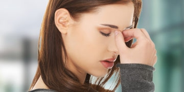 get rid of sinus pressure without nasal decongestant