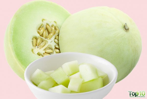 honeydew melon for health