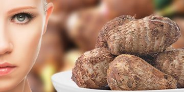 taro root for health