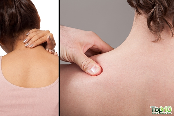 neck pain acupressure