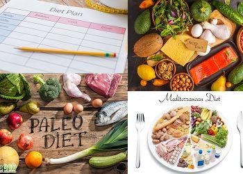 comparing keto paleo mediterranean diets